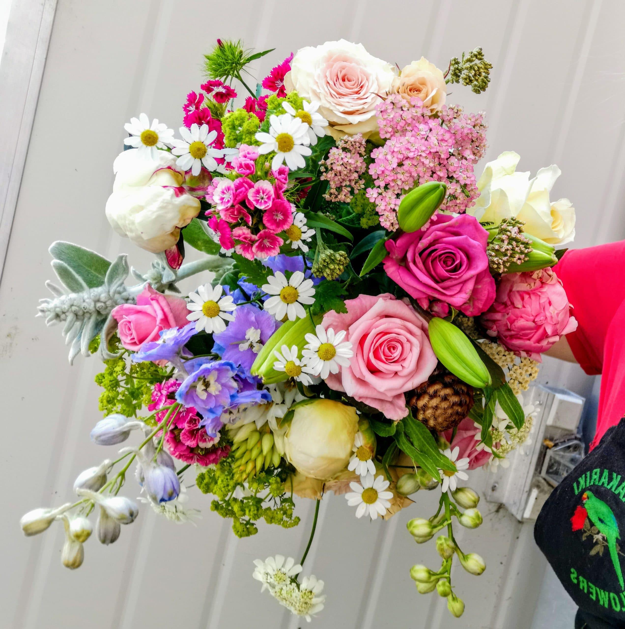 Kakariki Flowers - Wildflower blend