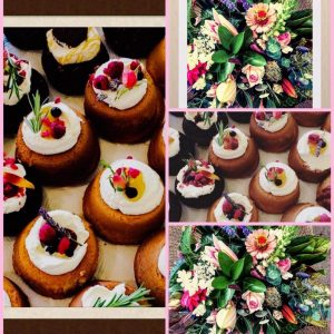 Kakariki Flowers - baby cakes and blooms